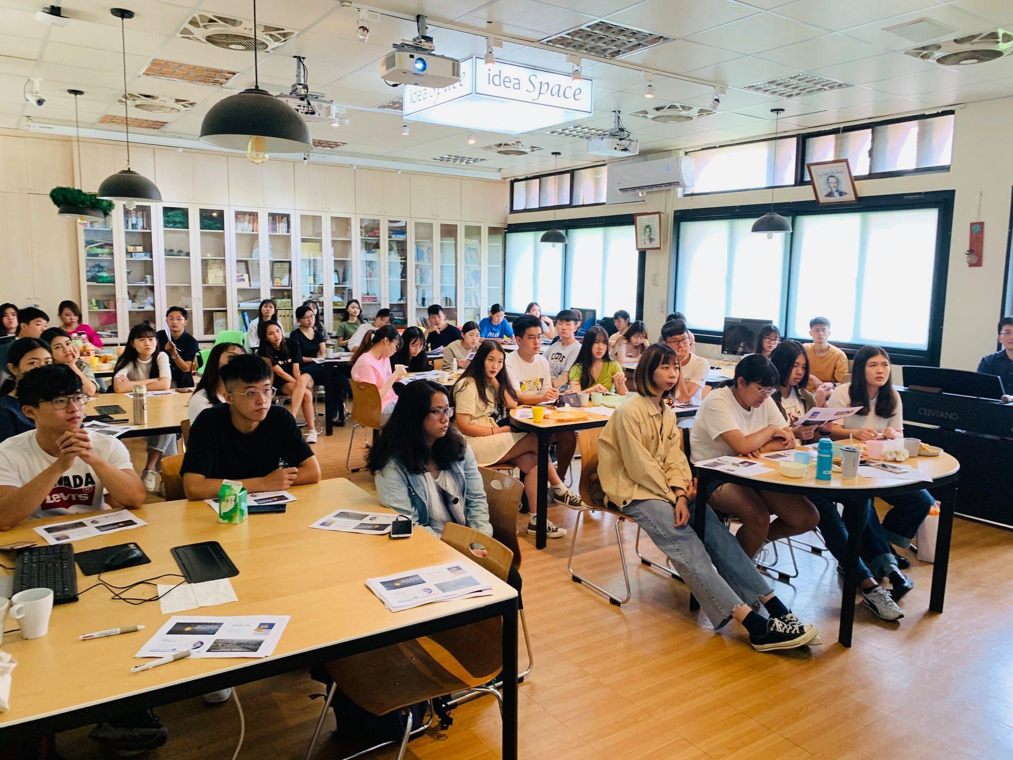 【精彩回顧】第二屆IE Lab迎新社會企業SROI工作坊_01