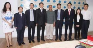 尤努斯博士與中國銀監會