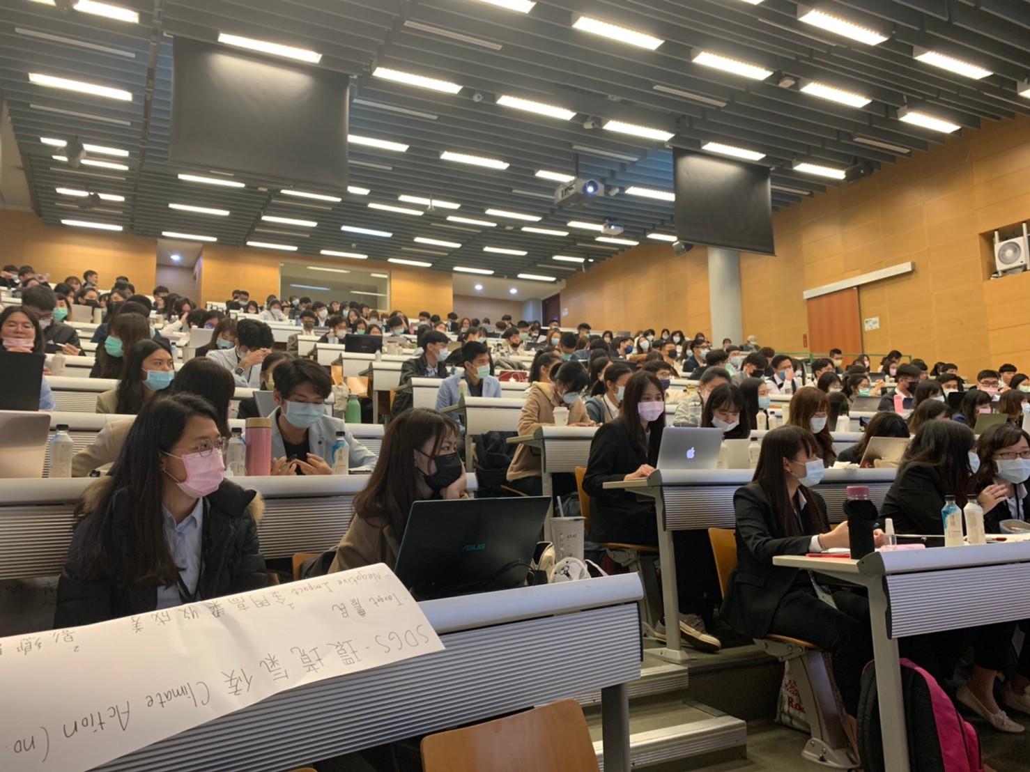 【活動紀錄|3/6 ATCC商業競賽議題Workshop:具商業模式的社會創新】