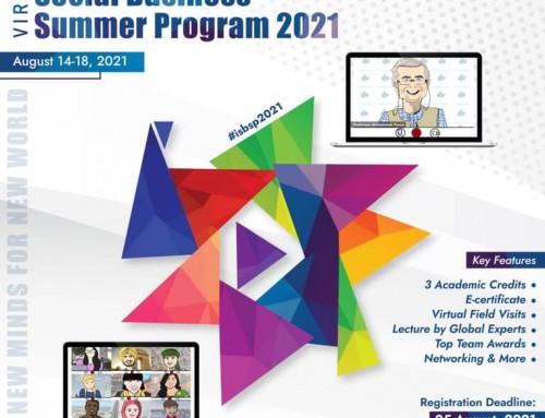 【活動宣傳】線上活動-ISBSP 2021國際社企夏季計畫