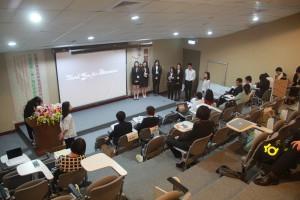 尤努斯獎【社會創新服務組】決賽團隊發表