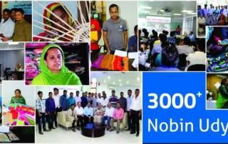格萊珉電信信託慶祝超過3000位新企業家的誕生