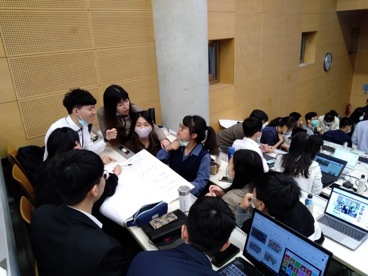 【活動紀錄 3/6 ATCC商業競賽議題Workshop:具商業模式的社會創新】
