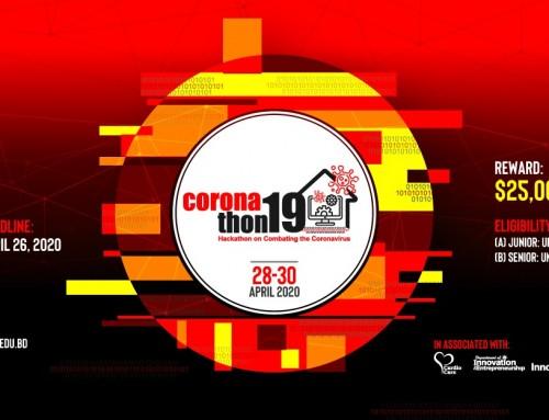 【友善協宣】孟加拉 CoronaThon-19 線上黑客松大賽